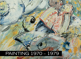 Painting 1970-1979 © Attersee