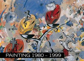 Painting 1980-1999 © Attersee